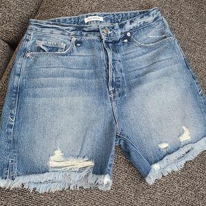 Good American Vintage Jean Shorts